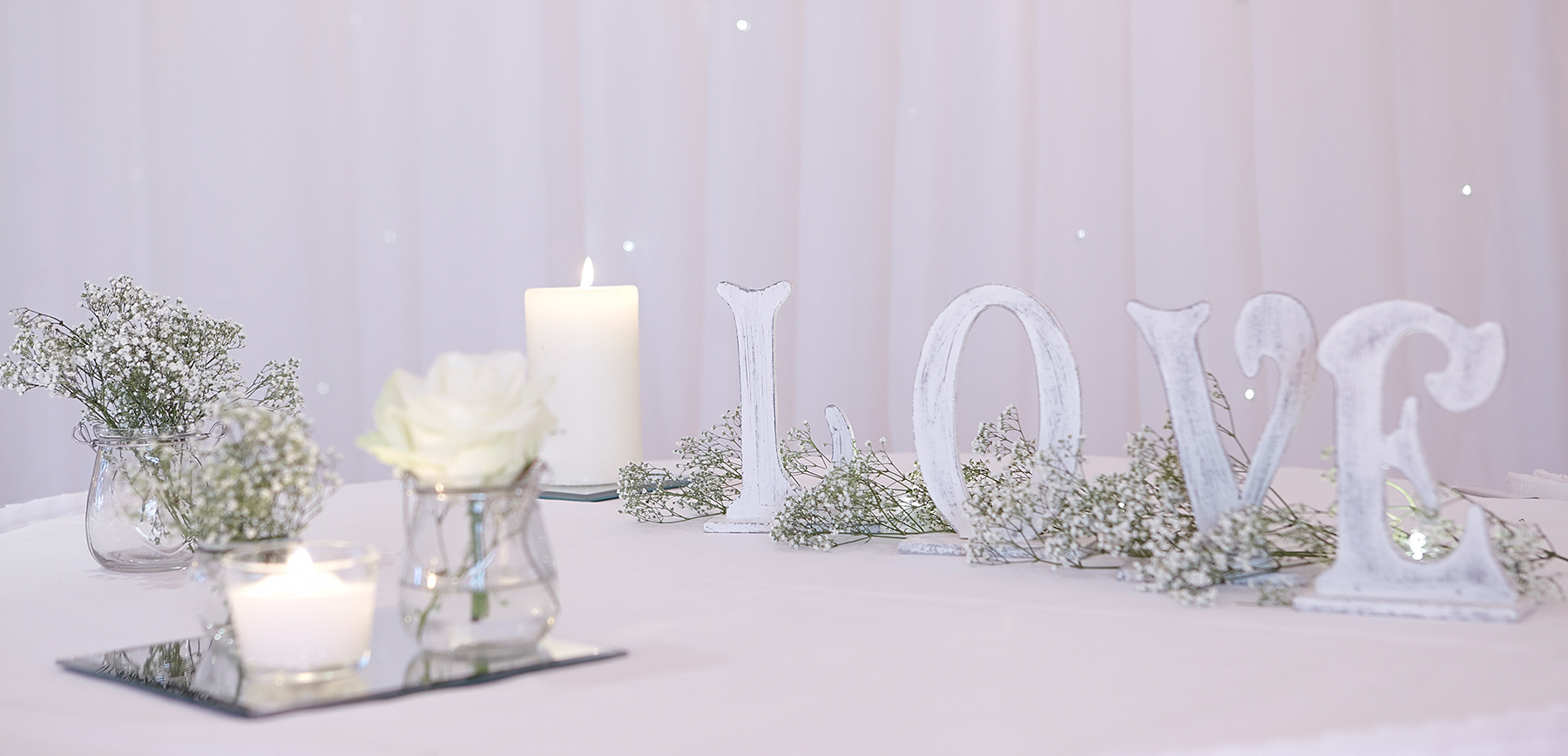 Lighting Decor Creations - Wedding Venue Styling