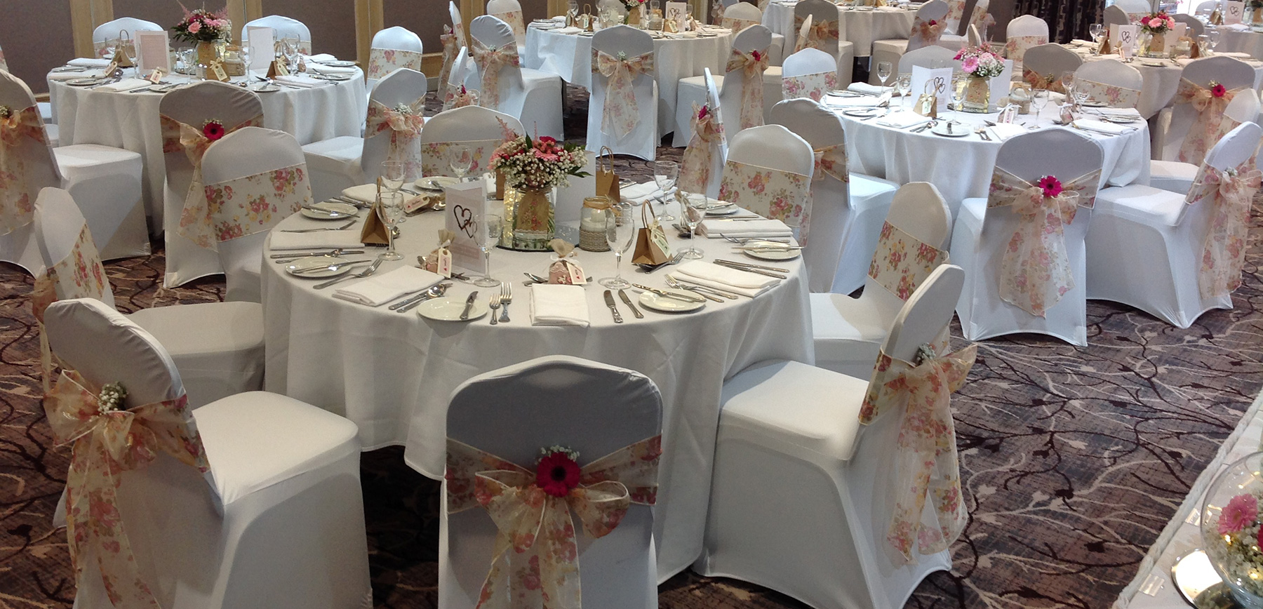 Wedding Venue Styling Hull